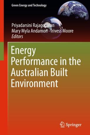 Energy Performance in the Australian Built Environment