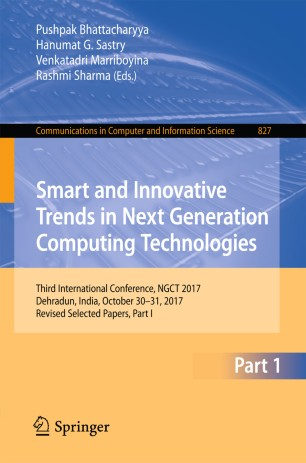 Smart and Innovative Trends in Next Generation Computing Technologies