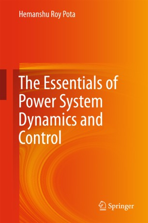 The Essentials of Power System Dynamics and Control | SpringerLink