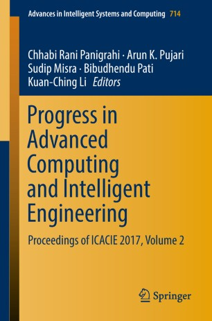 Progress in Advanced Computing and Intelligent Engineering