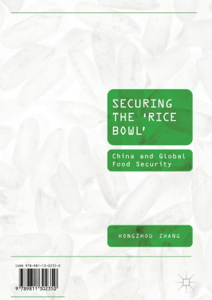 Securing the 'Rice Bowl'