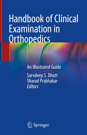 Handbook Clinical Examination Orthopedics 2019 978-981-13-1235-9