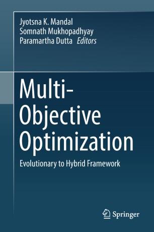 Multi Objective Optimization Using Evolutionary Algorithms By Kalyanmoy Deb Ebook