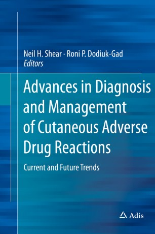 Advances Diagnosis Management Cutaneous Adverse 978-981-13-1489-6