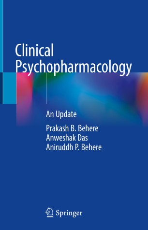 Clinical Psychopharmacology 2019 978-981-13-2092-7