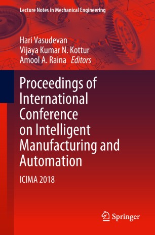 Proceedings of International Conference on Intelligent