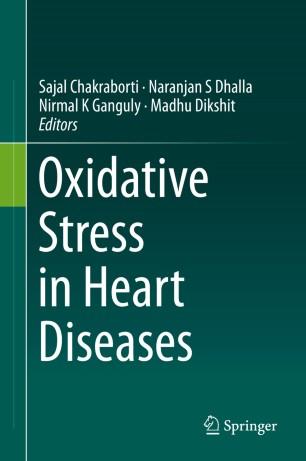 Oxidative Stress Heart Diseases 2019 978-981-13-8273-4
