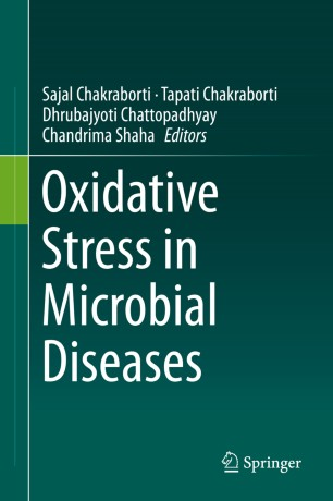 Oxidative Stress Microbial Diseases 2019 978-981-13-8763-0
