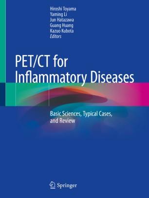 PET/CT Inflammatory Diseases 2020 978-981-15-0810-3