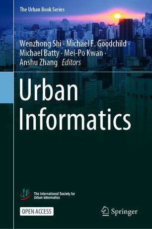 Urban Informatics book logo