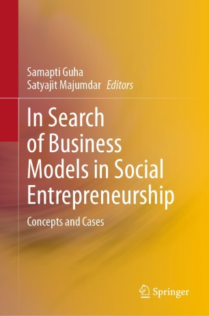 Front cover of In Search of Business Models in Social Entrepreneurship