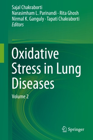 Oxidative Stress Lung Diseases: Volume 978-981-32-9366-3