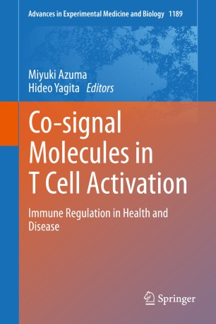 Co-signal Molecules Cell Activation 2020 978-981-32-9717-3