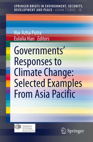 Governments' Responses to Climate Change: Selected Examples From Asia Pacific