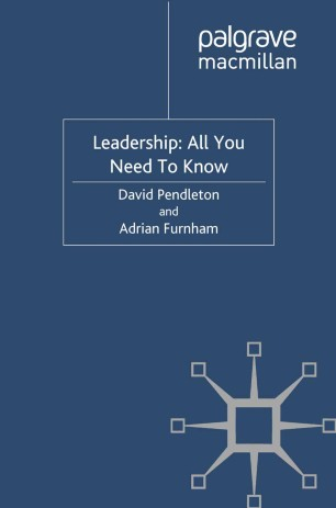 Leadership: All You Need To Know :