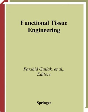 Functional Tissue Engineering :