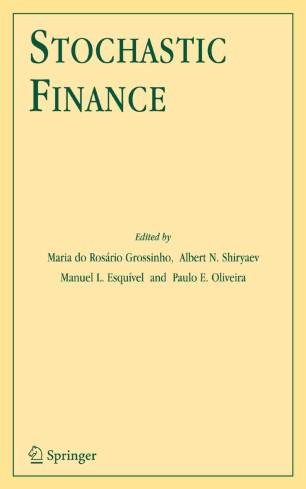Stochastic Finance :