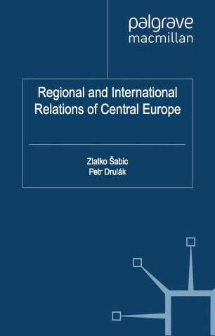 Regional and International Relations of Central Europe :