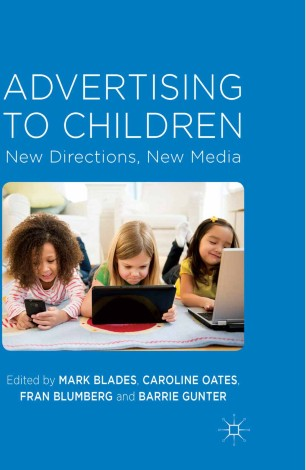 Advertising to Children : New Directions, New Media