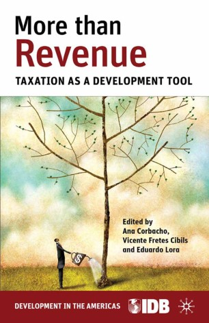 More than Revenue : Taxation as a Development Tool