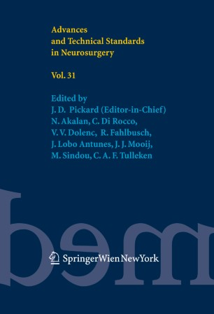Advances and Technical Standards in Neurosurgery :