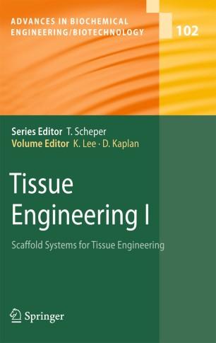 Tissue Engineering II : Basics of Tissue Engineering and Tissue Applications