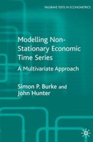 Modelling Non-Stationary Time Series