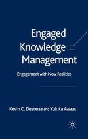Engaged Knowledge Management