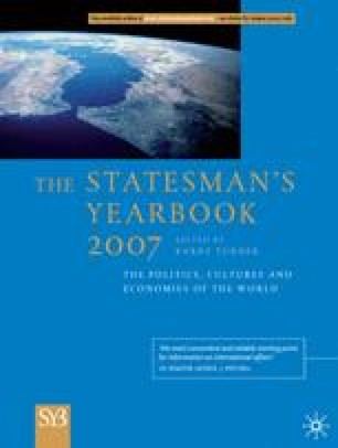 The Statesman's Yearbook 2007