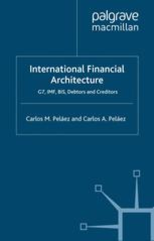 International Financial Architecture