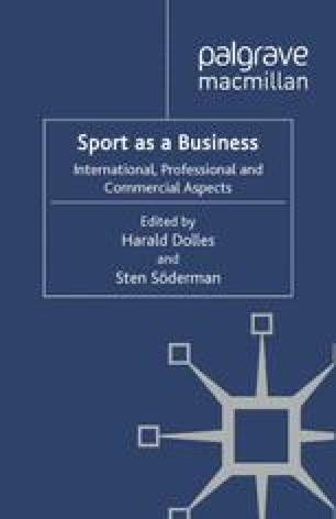 Sport as a Business
