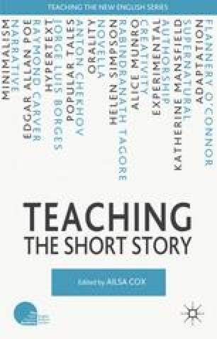 East asian short stories