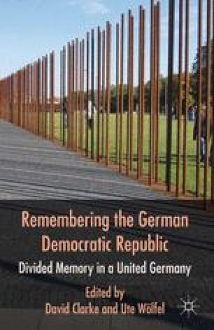 Remembering the German Democratic Republic