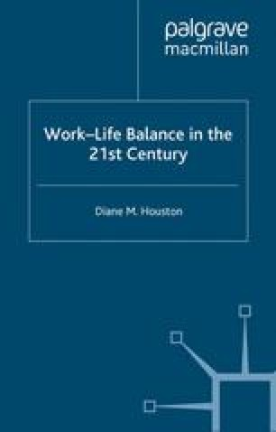 Work-Life Balance in the 21st Century