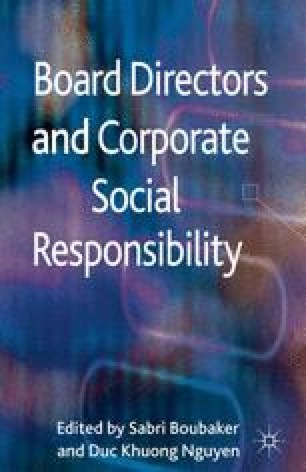 Corporate Governance: How Non-Profit Boards Influence