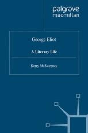 1861 george eliot novel