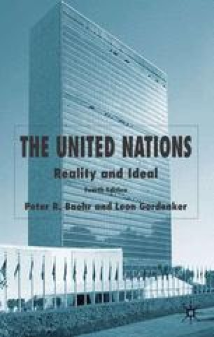 The United Nations: Reality and Ideal