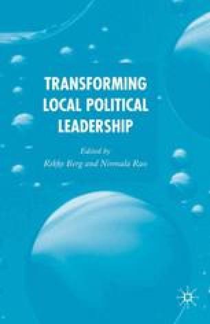 Transforming Local Political Leadership