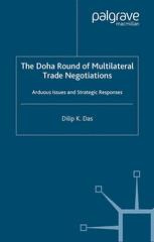 The Doha Round of Multilateral Trade Negotiations