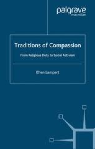Traditions of Compassion