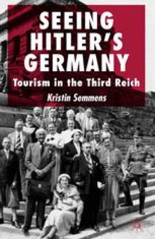 Seeing Hitler's Germany