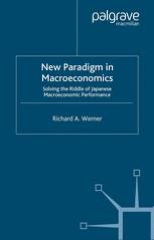 New Paradigm in Macroeconomics
