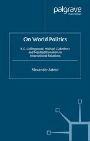 On World Politics