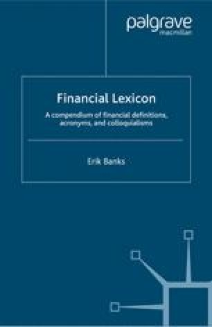 Financial Lexicon