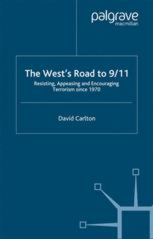 The West's Road to 9/11
