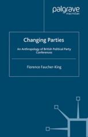 Changing Parties