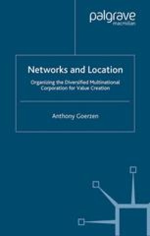 Networks and Location
