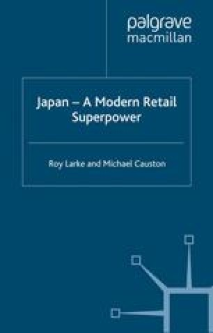 Japan — A Modern Retail Superpower