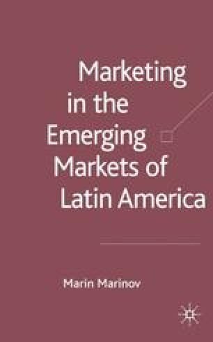 Marketing in the Emerging Markets of Latin America
