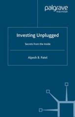 Investing Unplugged